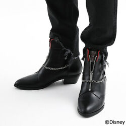 Supergroupies Axel Model Boots [kingdom Hearts Iii] 22.5cm Us4.5 From Japan