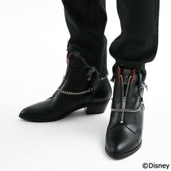 Supergroupies Axel Model Boots [kingdom Hearts Iii] 24.5cm Us6.5 From Japan