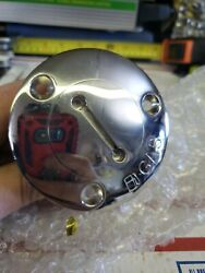 Gas Deck Fuel Fill And Cap Chrome Marine Boat Gas New 3 J4