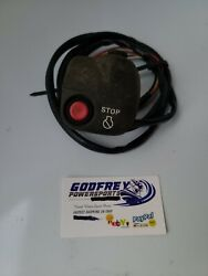 Yamaha Xl 1200 Xlt 1200 Gp 1200r Start/stop Switch With Cable F07