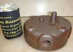 Head For 2hp Fairbanks Morse T Hit And Miss Old Gas Engine Fm