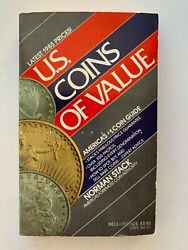 U. S. Coins Of Value 1985 - America's 1 Coin Guide By Norman Stack