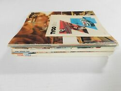 12 Rare Vintage Tyco Catalogs Trains, Rc And More 1971, 75, 77, 78, 79, 89