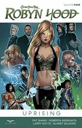 Robyn Hood Volume 4 Fear And Loathing, Shand 9781942275312 Fast Free Shipping..