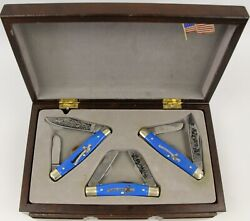Boker Pocket Knife 1988 Heroes of The North Yankee Collection w Box amp; Papers