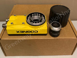 New Cognex In-sight Is5100-01 + Led Ring + Lens Vision Camera Guaranteed