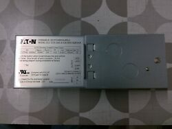 Eaton Ell-ccd-unv-a-028-0650-sqr-a-a 30-42vdc Led Power Supply Free Shipping