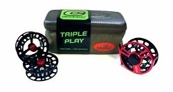 Cheeky Fishing Boost 325 350 400 Fly Reels
