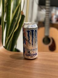 Rob Gronkowski Limited Edition Monster Energy Drink Can 2016 Mint