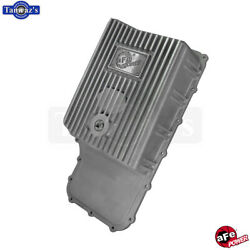 Afe Power Transmission Pan For 2011-2016 Ford F-150-f-550 Machined Fins