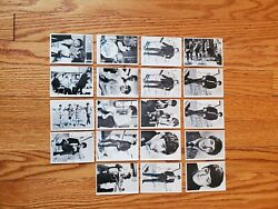 Rare Topps Beatles Trading Cards 19