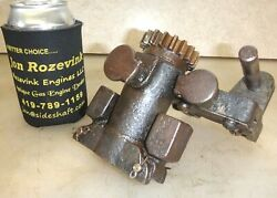 Governor Waterloo Boy Gas Engine Hit And Miss Old Motor Part No. H3r