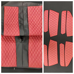 02-07 Mercedes-benz W463 G Class Front And Rear Seat Upper Cushion Covers