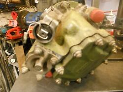 Vickers Aircraft Hydraulic Pump Antique Military Surplus Repaired 1961