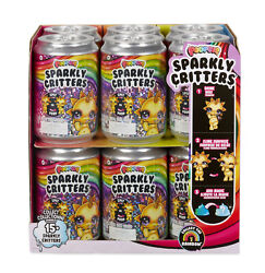 Poopsie Sparkly Critters Series 2 Slime Surprise Spit Or Poop Case Of 12 Cans