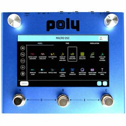 Poly Effects Beebo Multi-effects Pedal - Blue
