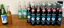 1972 Super Bowl Champions Miami Dolphins Dr. Pepper Glass Bottle Unopened