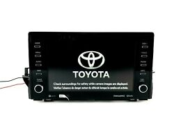 2020 Toyota Receiver Assembly Radio Oem 86140-06a70