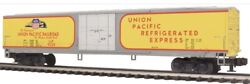 ✅mth Premier Union Pacific 60' Mechanical Reefer Car 20-94032 O Scale Train Up
