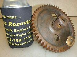 Cam Gear For A Associated United Hit Miss Old Gas Engine Part No. Acb