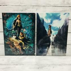 Steinsgate Load Area Dejav Clear File Set Character Goods Collectionandnbspnew Unused