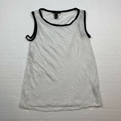 Forever 21 small women#x27;s sleeveless shirt tank top strappy shoulder $8.49