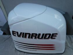Evinrude Ficht Ram 225hp Top Engine Hood Cowling Cover Local Pick Up Only