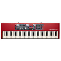 Nord Electro 6d 73 Semi-weighted 73-key Keyboard Synthesizer Stage Piano