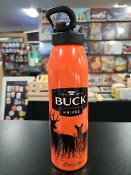 Liberty Bottleworks Buck Knives Metal Water Bottle Made In The Usa Brand New