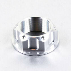 Pro Bolt Titanium Flanged Axle Nut M25 Front Wheel Na 850 Gt Abs Mana 2009-11
