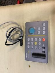 Raytheon Raychart 600xx Electronic Charting System, Control And Power Cord Only