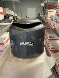 Yamaha Outboard 2012-2018 F225xa 3.3l V6 Top Cowling Assembly 6as-42610-20-00