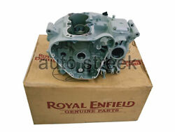 Royal Enfield Twins Gt 650 And Interceptor 650 Twins Crankcase Top And Bottom