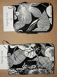 Vera Bradley Free Zip Id Bedford Blooms Wallet And Pill Case See Description