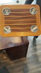 Boat Cup Holder Table