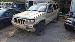 Front Drive Shaft Fits 99-04 Grand Cherokee 136206