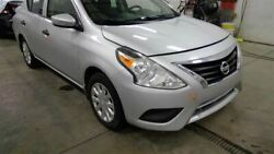 Front Clip Sedan Without Fog Lamps Fits 15-19 Versa 2202807