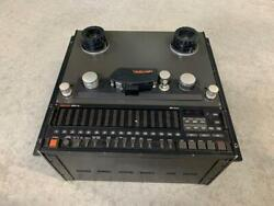 Tested Power On / As Is / Tascam Msr-16 Tape Recorder Reel To Reel