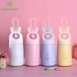 Creative Child Thermal Bottle Cute Cartoon Thermos Bottle 300ml Insulated