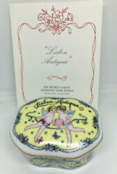 1984as Time Goes By Franklin Porcelain The Worlds Most Romantic Love Songs Trink