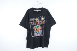 Vintage 90s Streetwear Mens Xl Vancouver Canada Totem Pole First Nations T Shirt