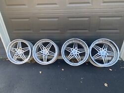 Hre Porsche 997 Turbo Wheels 1 Of 2 Sets Produced