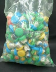 Vintage Bag Lot 195 Submarine Toy Gumball Machine Charms Prizes