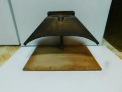Antique Table Top Prism Stereoscope Card Stereo Viewer