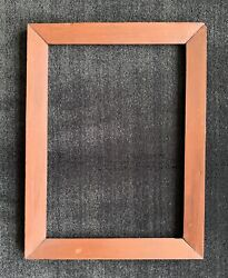 19th Century Picture Frame Fits 10 X 14 Pine