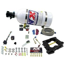 Nitrous Express 30080-12 Conventional Stage 6 Plate System