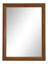 32597ec Thomas Moser Signed Solid Cherry Modern Mirror