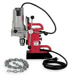 Milwaukee 4210-1 Fixed Position Electromagnetic Drill Press W/3/4 Motor