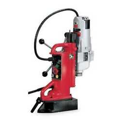 Milwaukee 4208-1 Adjustable Position Electromagnetic Drill Press W/no. 3 Mt