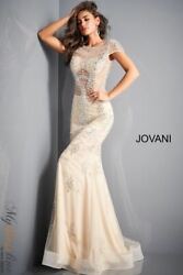 Jovani 04025 Evening Dress Lowest Price Guarantee New Authentic Gown